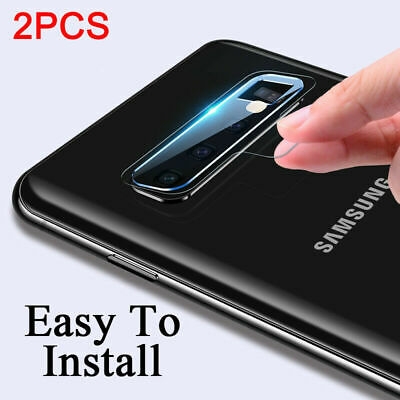 For Samsung Galaxy S10 Plus S10e Tempered Glass Camera Lens Screen Protector UK