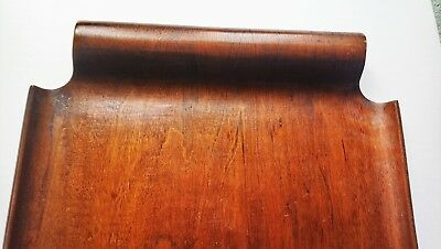 Richard RIEMERSCHMID Veneered Bent Wood Tray Modernist Design Arts and Crafts