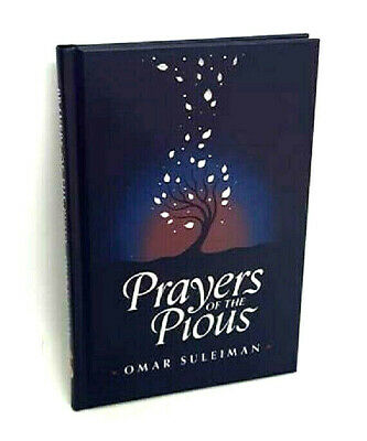 SPECIAL OFFER: Prayers of the Pious by Sheikh Omar Suleman (Hardback)
