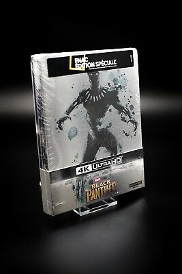 ⭐️⭐️ Black Panther Steelbook UHD 4K Edition limitée  Fnac NEW SOLD OUT!! ⭐️⭐️