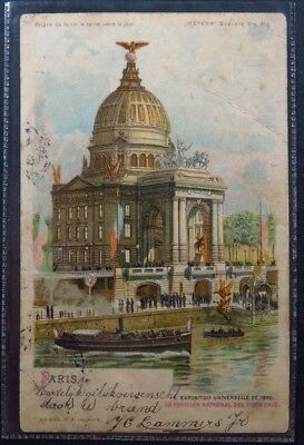 pc Frankfreich France Francaise Paris Exposition Universelle de 1800 Amsterdam