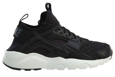 newest efa7e b4252 Nike Air Huarache Run Ultra SE Training Shoes Black White 875841-008 Mens  US 7
