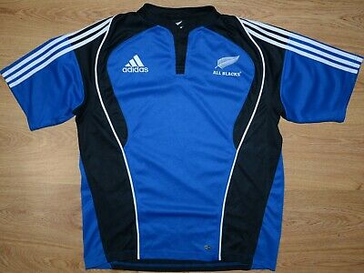 67f58283266 New Zealand All Blacks 2007/2008 Rugby Union Shirt Jersey Adidas Size Xl  Adult