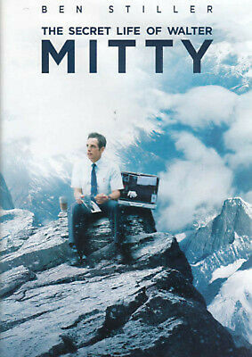 DVD: The Secret Life Of Walter Mitty