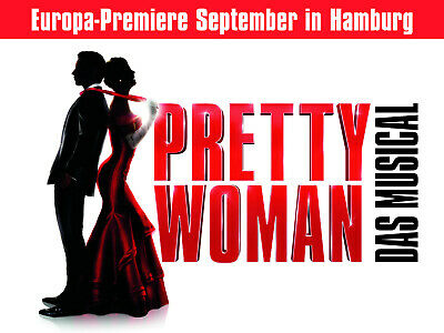 Musical-Paket: Ticket+Getränke: PRETTY WOMAN am 08.11.2019 in Hamburg