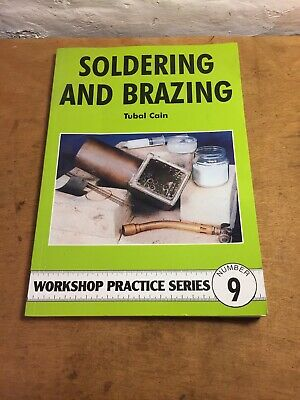 Soldering and Brazing by Tubal Cain (Paperback, 1998)