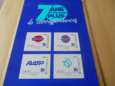 France * Collector 70 Ans Ratp 2019 *