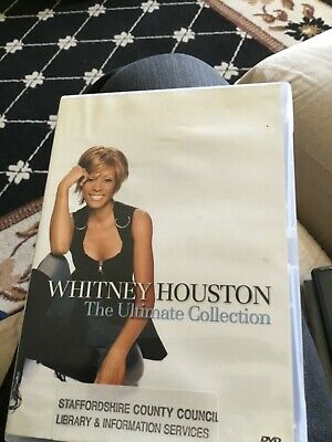 Whitney Houston the ultimate collection.