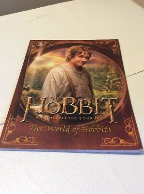 The World of Hobbits (The Hobbit: An Unexpected Journey) by HarperCollins Publi…