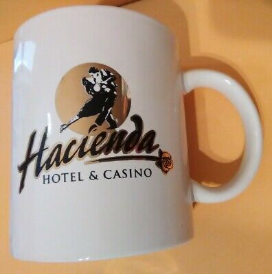 Hacienda Casino Boulder City Nevada Beautiful Coffee Cup Great For Collection!