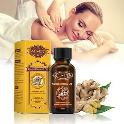 30ml 100% Pure Plant Therapy Lymphatic Drainage Ginger Oil Magic Massage Skin