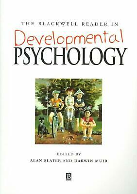 Development Psychology by P. Ed. Slater (English) Paperback Book Free Shipping!