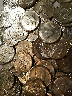 (1) $.50 1964 Kennedy Half Dollar Classic  Circulated/Uncirculated 90% Silver