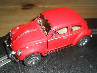SCALEXTRIC CONVERSION OLD type Volkswagen VW Beetle car MINT and fast