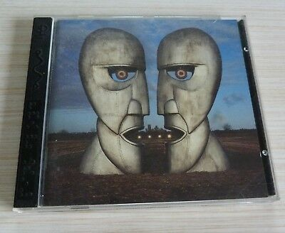 Cd Album The Division Bell Pink Floyd 11 Titres 1994 Boitier D'origine
