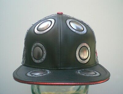 New Era 59Fifty Avengers Age Of Ultron Vision Reflective Character Armor Hat Cap