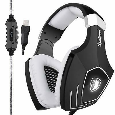 SADES A60/OMG Gaming Headset Over Ear Stereo Surround Sound Heaphones