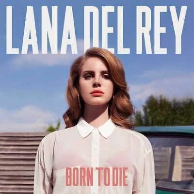 Lana Del Rey-Born To Die CD Extra tracks,Deluxe Edition  Excellent