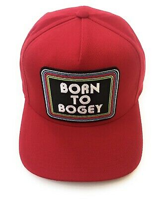 6e029290 G Fore Born To Bogey Trucker Hat SnapBack Limited Edition