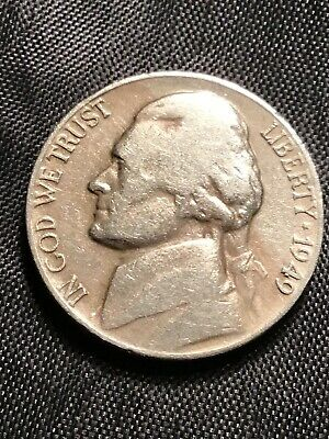 1949 D Jefferson Nickel - 15% off 5+
