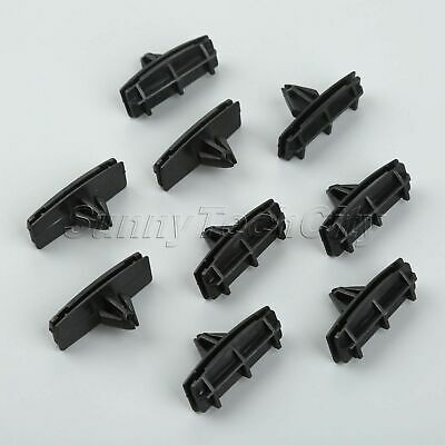 US 25Pcs Car Door Fender Retainers Clips Fasteners for Jeep Wrangler 2012 2013