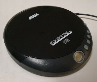 Vintage AWA CX CD109 Personal Portable CD Player Tested Working Good Condition!