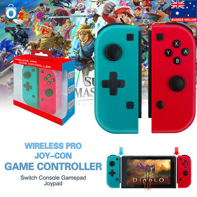 Wireless Pro Joy-Con Game Controller Nintendo Switch Console Gamepad Joypad