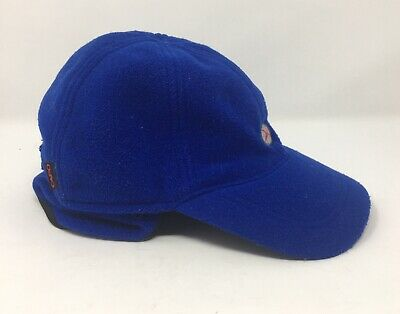 Capo Royal Blue Fleece Winter Hat/Cap (S) Austrian Headwear Outdoor Wear Hiking