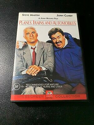 Planes, Trains And Automobiles (DVD, 2009)