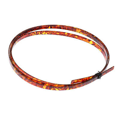 Acoustic Classical Guitar Binding Purfling Strip for Luthier Guitar Lover