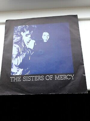 The Sisters of Mercy - Lucretia My Reflection -  7 INCH Vinyl