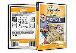 Calligraphy Corner with Dan Nelson DVD Uncial