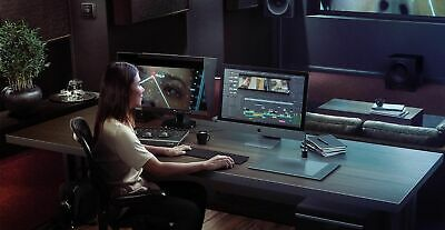DaVinci Resolve 15 + Content  |  Instant Download  | Windows