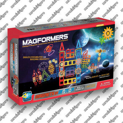 Magformers - MAGNETS IN MOTION 300 Piece Set - Reg. MSRP $449.99, Good Deal Here