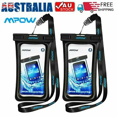 Mpow Floating Waterproof Underwater Phone Pouch Bag Case Cover for Mobile Phone