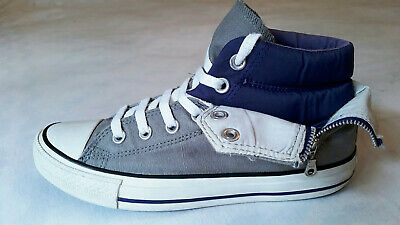 converse all star alte cerniera