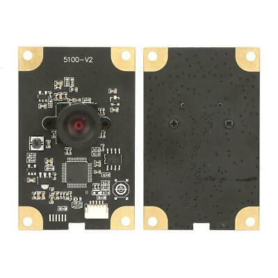 5  Million Pixels 60° Wide Angle Lens USB Camera Module with MI5100 Chip