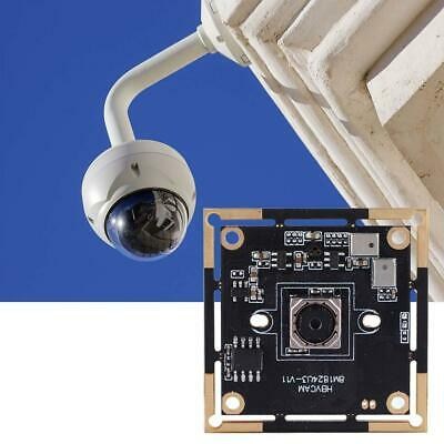 Wide Angle Lens USB Camera Module with IMX179 Chip USB3.0 8 Million Pixels 70°