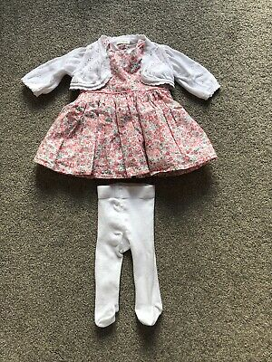 Next Baby Girl Upto 1 Month Summer / Party Dress / Outfit