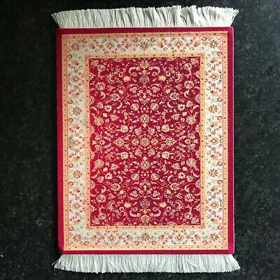 Persian rug style mouse mat mouse pad 18 x 23 cm non slip UK SELLER #D22