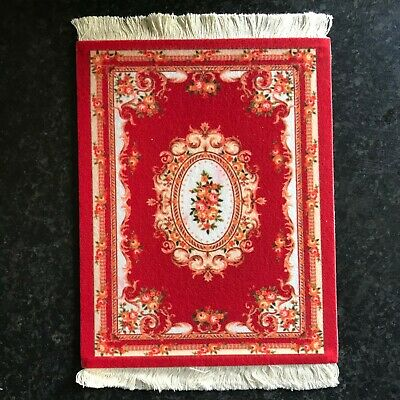 Persian rug style mouse mat mouse pad 18 x 23 cm non slip UK SELLER #D32
