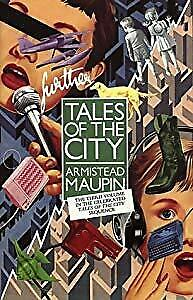 Further Tales of the City, Armistead Maupin, Used; Acceptable Book