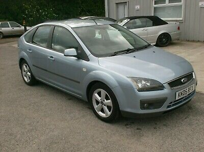 Ford Focus Zetec Climate 1.6 Vvt  2005 . 140K P/x Car To Clear