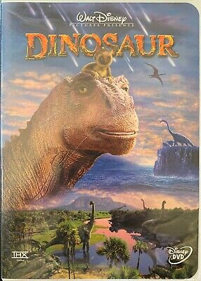 Disney Dinosaur (DVD, 2001) Kids Action/Adventure Movie