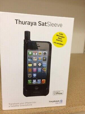 Thuraya SatSleeve for iPhone 5 - Brand New!