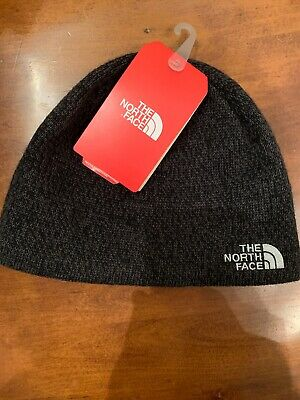 08e81750b THE NORTH FACE Jim Beanie Black Heather One Size (NF00A5WHKS7-OS ...