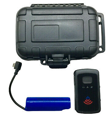 Spy Tec STI_GL300 - Waterproof Vehicle Mount and Rechargeable Power Pack