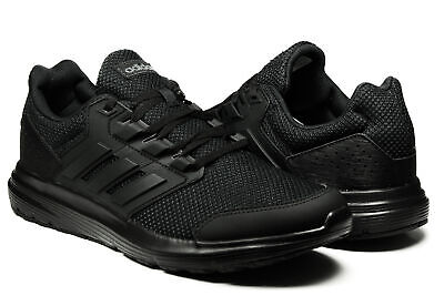 innovative design 95edf af0ad Adidas GALAXY 4 F36171 Men s Shoes Trainers Running New Black Gym Sport TOP