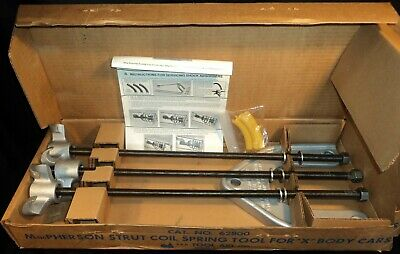 NEW * S&G Tool-Aid 62800 McPherson Strut Coil Spring Compressor TL F X Body 24""