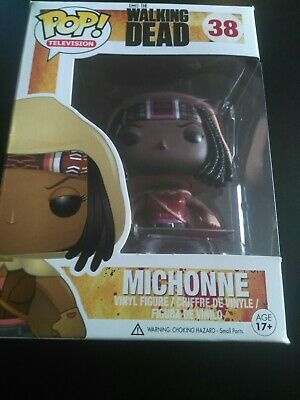 Funko POP! The Walking Dead Michonne